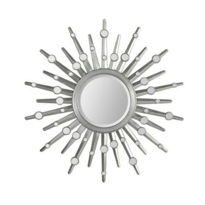 Fine Mod Imports Pointe Wall Mirror