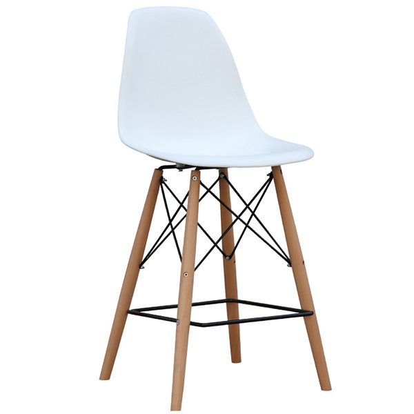 Woodleg Bar Stool
