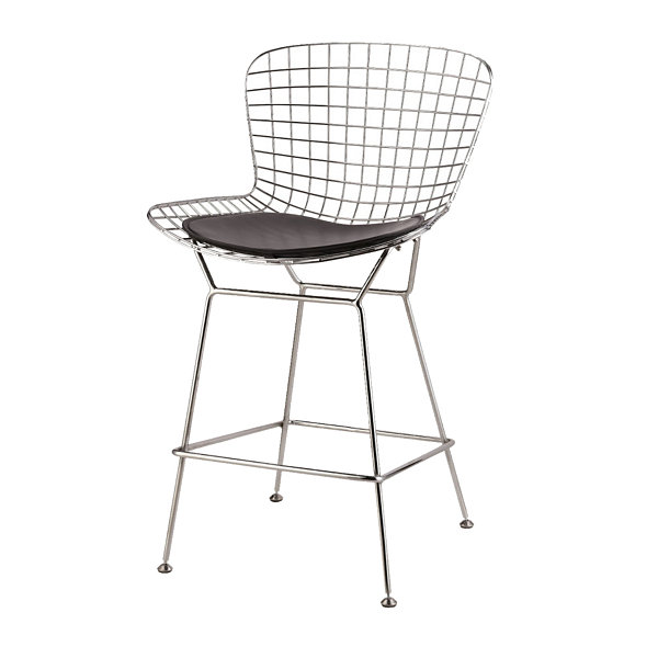 Wire Bar Stool