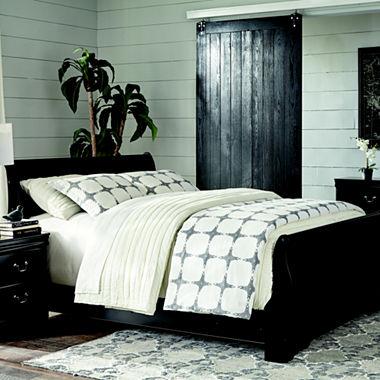 Signature Design by Ashley® Guthrie Bedroom Set + FREE MATTRESS ...