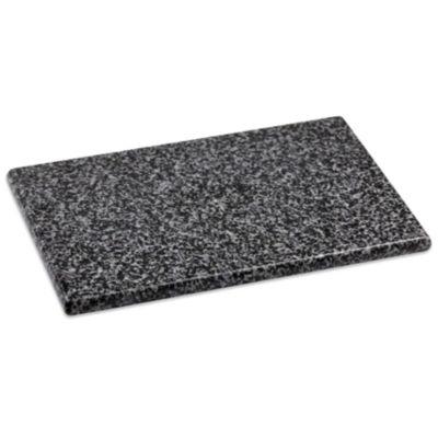 "Home Basics Granite Stone Kitchen Cutting Board 8"" x 12"""