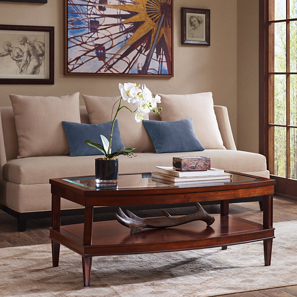 Madison Park Signature Dunkin Coffee Table