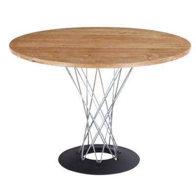 Sort Wood-Top Dining Table