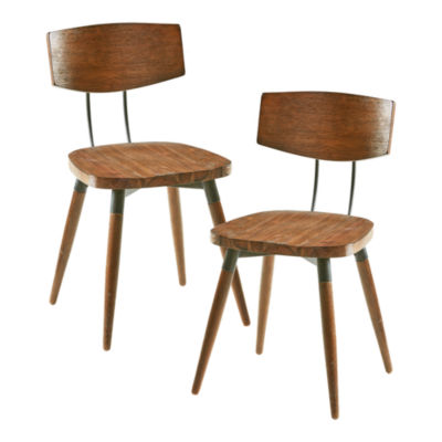 INK + IVY Frazier Set of 2 Dining Chairs