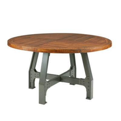 INK + IVY Lancaster Round Dining Table