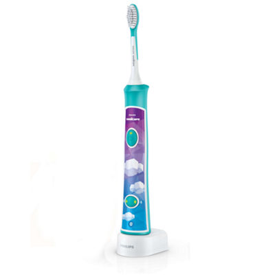 Philips Sonicare HX6321/02 For Kids Sonic Electric Toothbrush