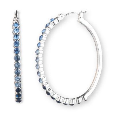 Chaps 40.7mm Hoop Earrings