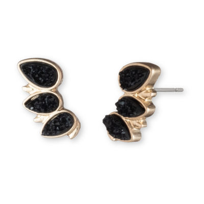 Chaps 15.3mm Stud Earrings