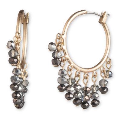 Chaps 35.6mm Hoop Earrings