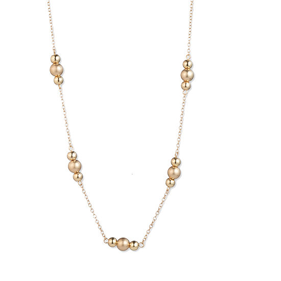 Chaps 32 Inch Strand Necklace