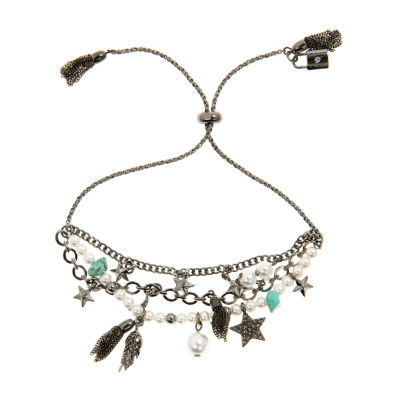 Chaps Womens Bolo Bracelet