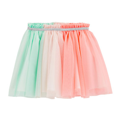 Carter's Rainbow Tutu Skirt - Todder Girls