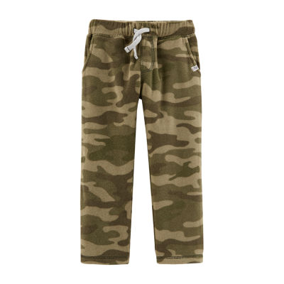 Carter's Fleece Pull-On Pants - Toddler Boys