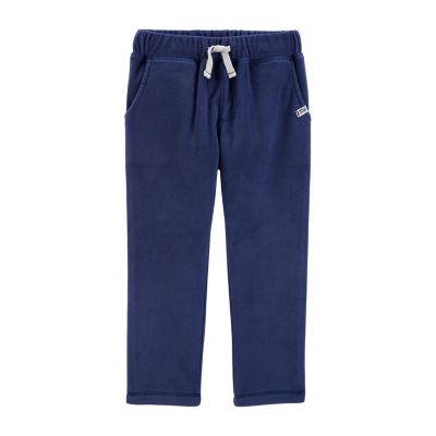 Carter's Fleece Pull-On Pants - Toddler Boys