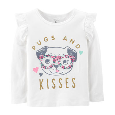 Carter's Graphic T-Shirt - Toddler Girls
