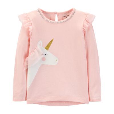 Carter's Unicorn Graphic T-Shirt - Toddler Girls