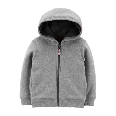 Carter's Zip-Up Hoodie - Toddler Boys
