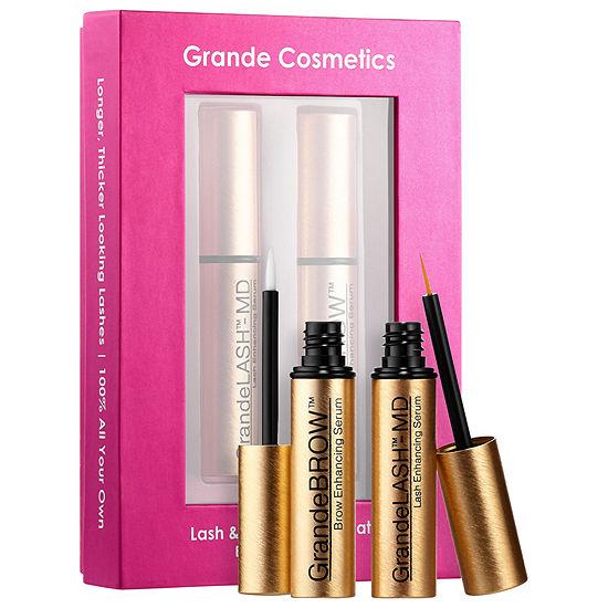 Grande Cosmetics Lash & Brow Transformation Enhancing Set