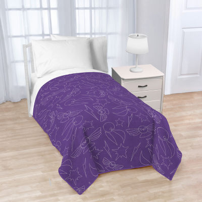 Harry Potter Whimsal Witch Blanket