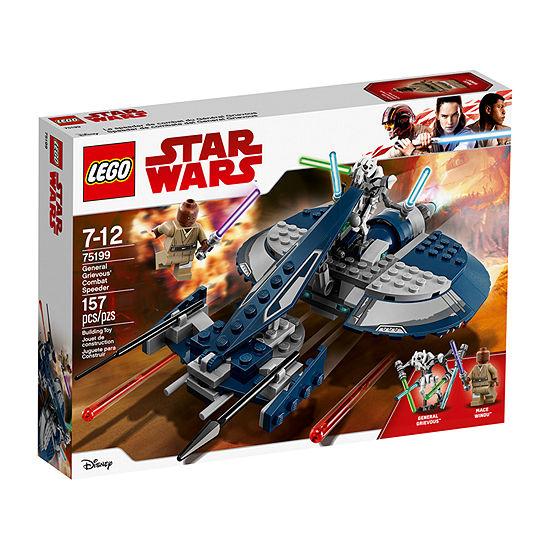 LEGO Star Wars General Grievous Combat Speeder Clone Wars 75199