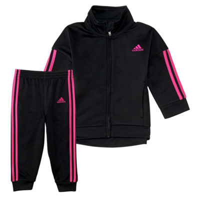 adidas 2-pc. Pant Set Girls Plus