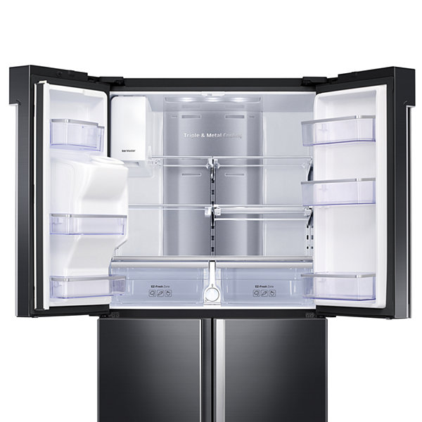 Samsung 22 cu. ft. Counter Depth 4-Door Flex™ Refrigerator with Family Hub™