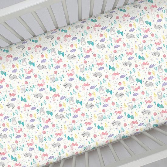Carter's Basics Crib Sheet