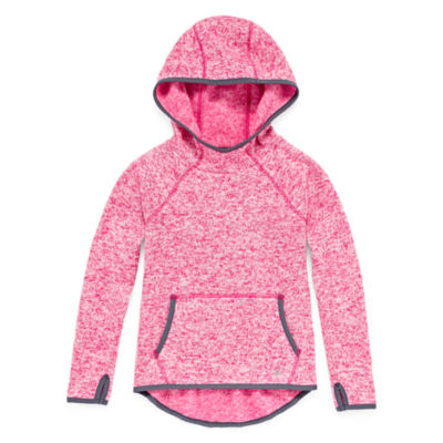 Xersion Fleece Hooded Sweatshirt - Girls' 4-16 & Plus