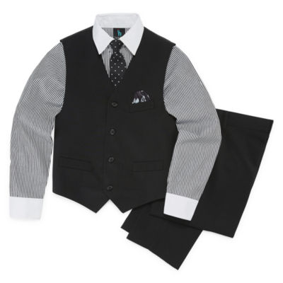 Steve Harvey 4-pc. Suit Set Boys 4-20