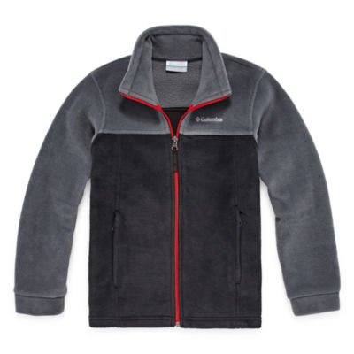 Columbia Fleece Jacket - Big Kid