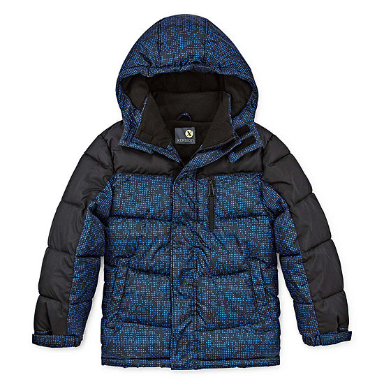 Xersion Heavyweight Puffer Jacket -Big Kid Boys