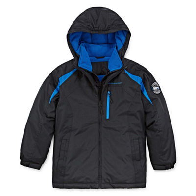 Weatherproof Boys Heavyweight Ski Jacket-Big Kid