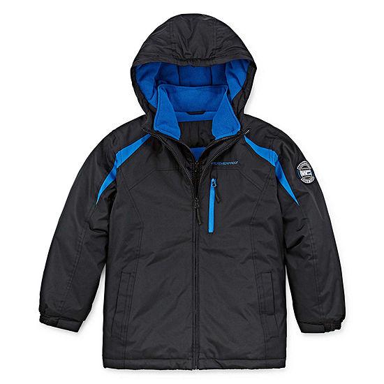 Weatherproof Boys Heavyweight Ski Jacket Preschool Big Kid