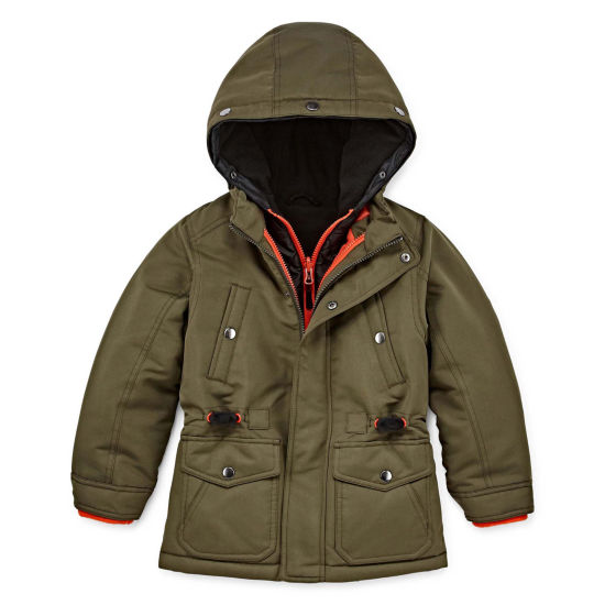 Arizona Heavyweight Puffer Jacket - Boys-Big Kid