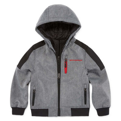 Weatherproof Midweight Jacket - Boys-Big Kid