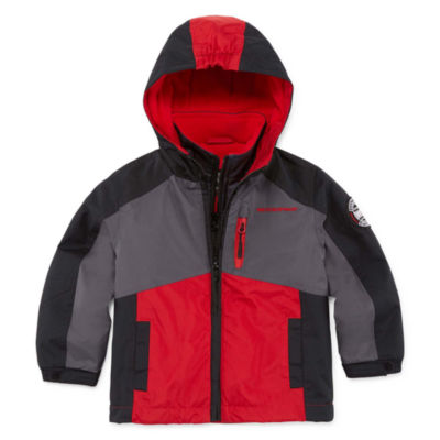 Weatherproof Puffer Vest Toddler Boys