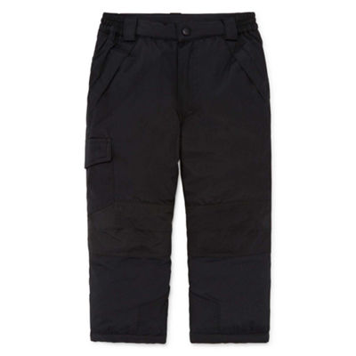 Hot Couture Heavyweight Snow Pants-Big Kid Boys