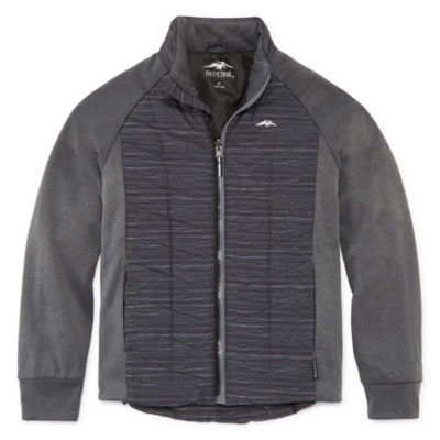 Pacific Trail Boys Midweight Quilted Jacket-Big Kid