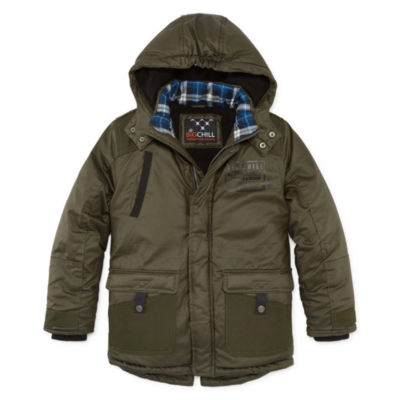 Boys Heavyweight Expedition Jacket