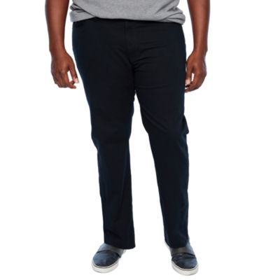 U.S. Polo Assn. Mens Straight Fit Straight Leg Jean-Big and Tall