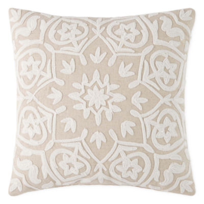 JCPenney Home Camilla Square Throw Pillow