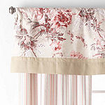 JCPenney Home Camilla Rod-Pocket Single Curtain Panel