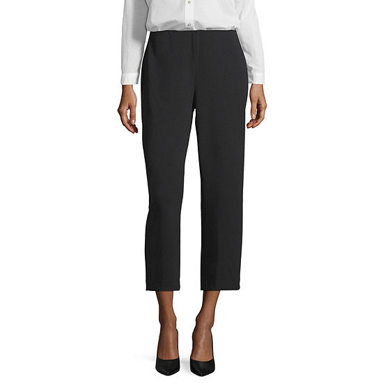 2ade5dd896506 Worthington Modern Fit Knit Pull On Pants JCPenney