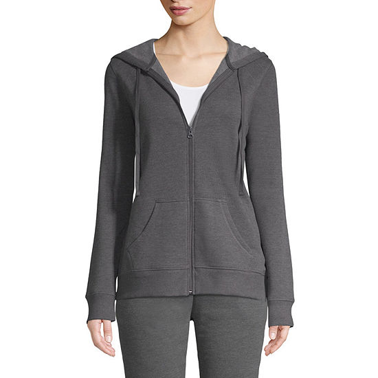 St. John's Bay Active Knit Midweight Jacket
