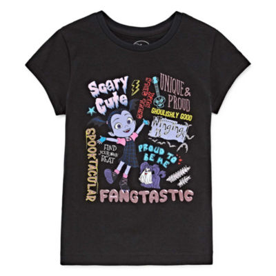 Disney Vampirina Graphic T-Shirt-Big Kid Girls