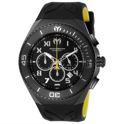 Invicta Manta Mens Black Strap Watch-Tm-215069