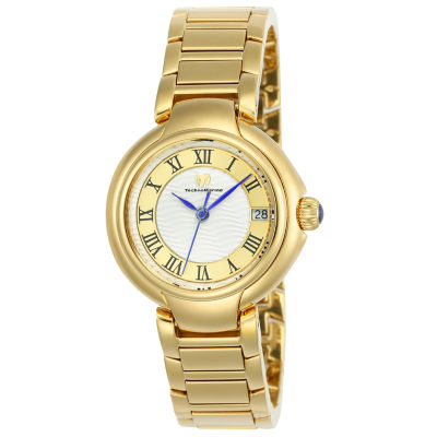 Invicta Sea Lady Womens Gold Tone Bracelet Watch-Tm-716007