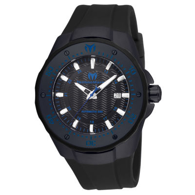 Invicta Manta Mens Black Strap Watch-Tm-215089