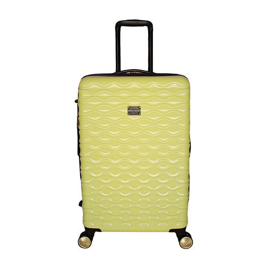 Kathy Ireland Maisy 24 Inch Hardside Lightweight Luggage