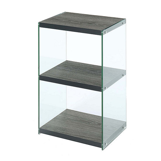Convenience Concepts Soho 3-Tier Tower Bookcase